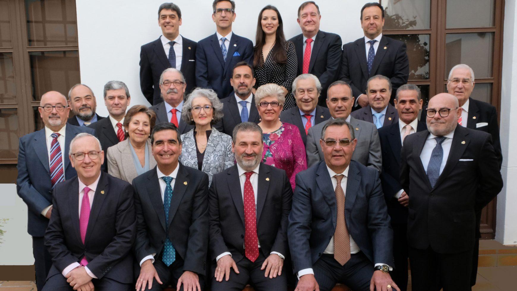 Toma de posesión de la nueva Junta de Gobierno