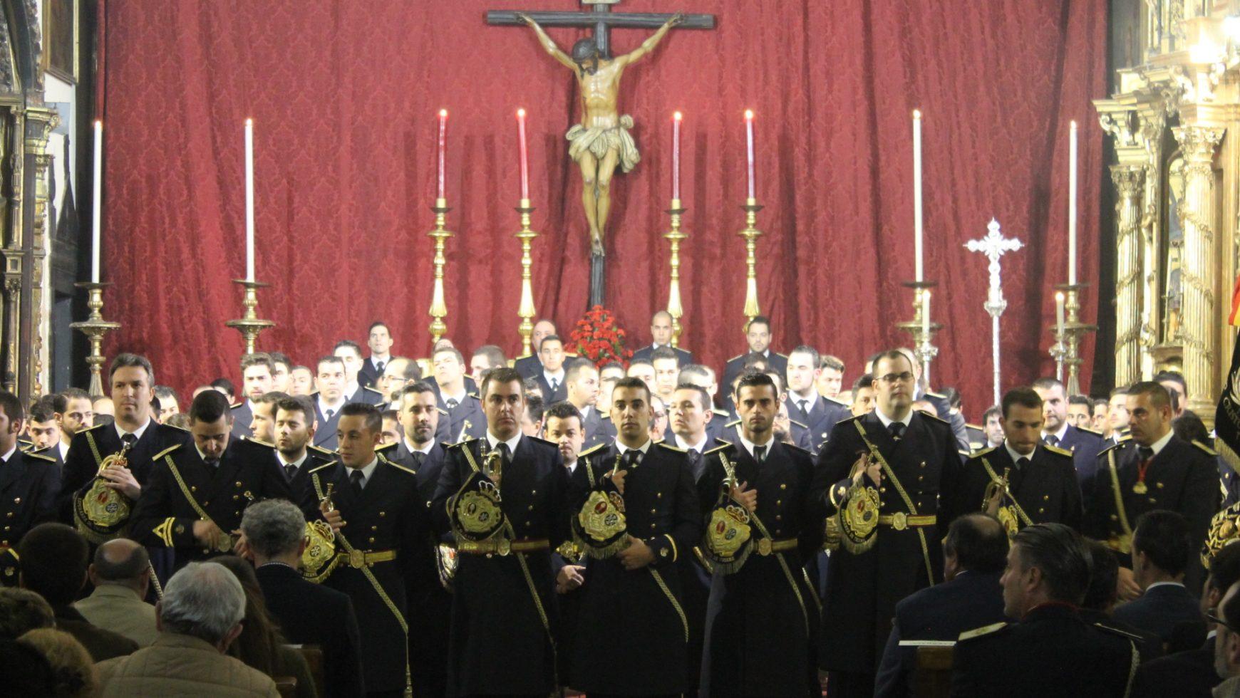 """Concierto Banda de Cornetas y Tambores """"Santísimo Cristo de las Tres Caídas"""""""