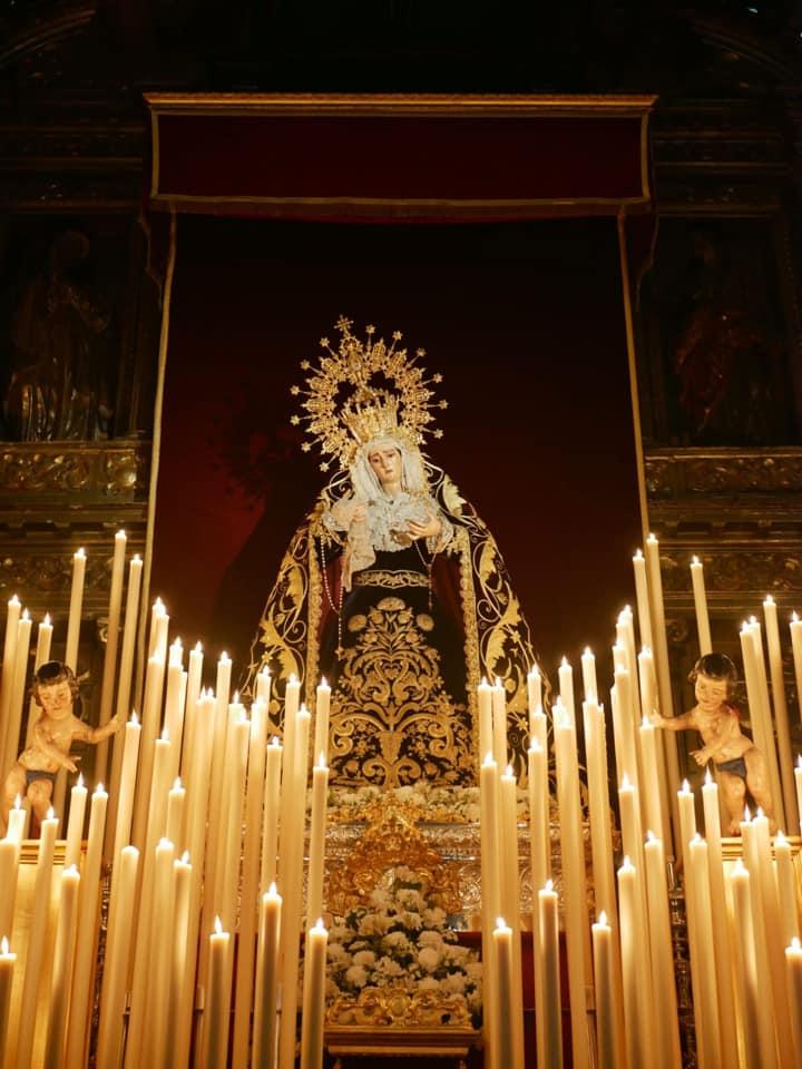 Función Solemne a María Santísima del Buen Fin