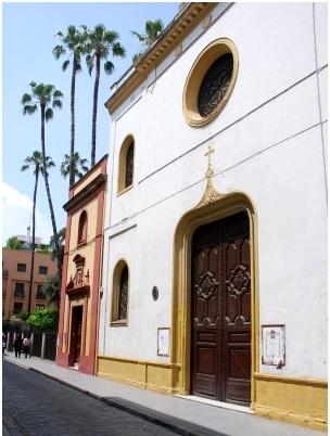 Ciclo visitas a antiguas sedes: Visita Iglesia de San Gregorio