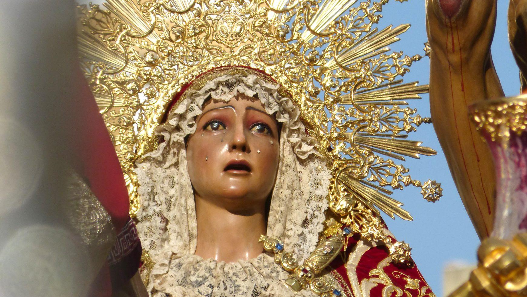 Reposición al culto de Nuestra Señora de Guía