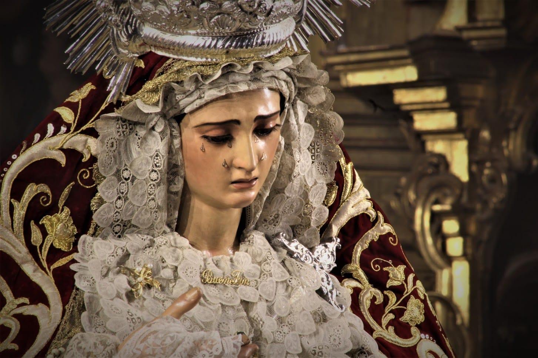 Cultos en honor a María Santísima del Buen Fin