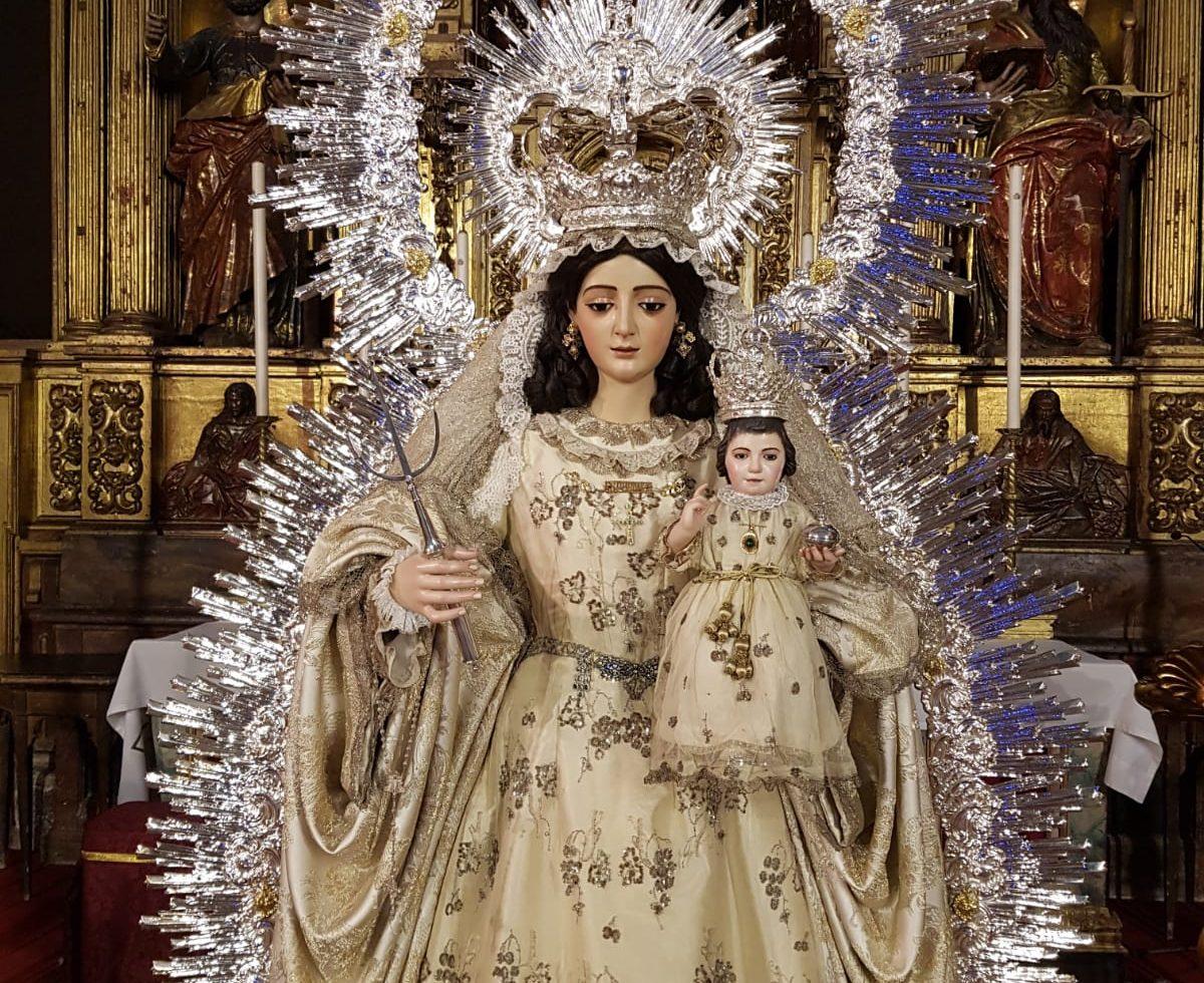 Segundo día del Solemne triduo a Nuestra Señora de la Esperanza Divina Enfermera