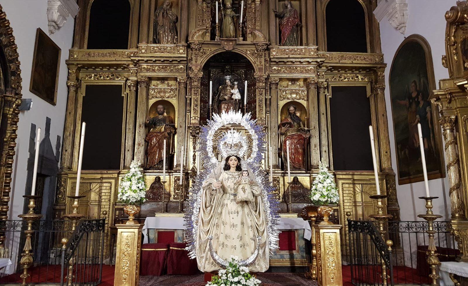 Tercer día del Solemne triduo a Nuestra Señora de la Esperanza Divina Enfermera