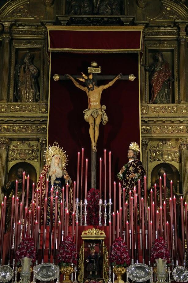 Quinario en honor a nuestros Sagrados Titulares